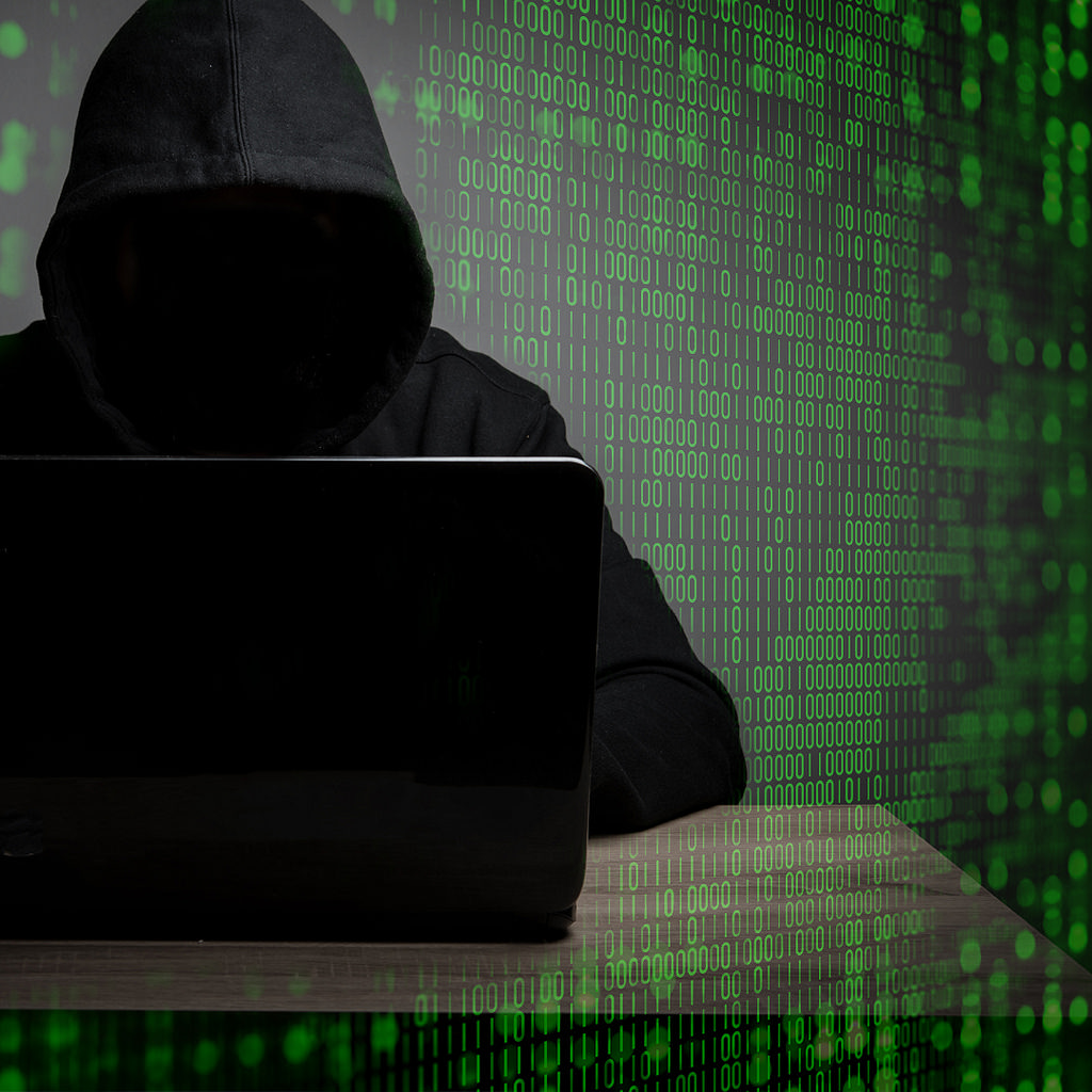 Hackers phishing emails