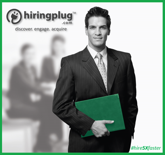 hiringplug recruitment marketplace hire5xfaster